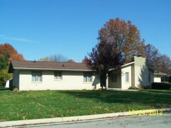 1205 Lavina Ave, Bucyrus, OH 44820