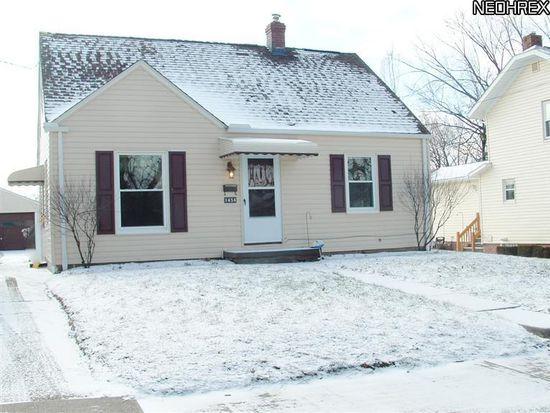 1454 Chippewa Ave, Akron, OH 44305