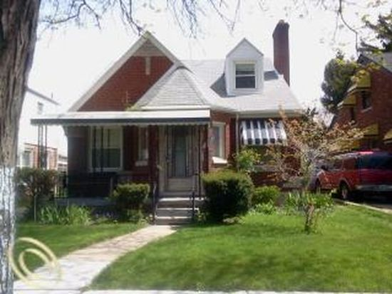 5600 Coplin St, Detroit, MI 48213