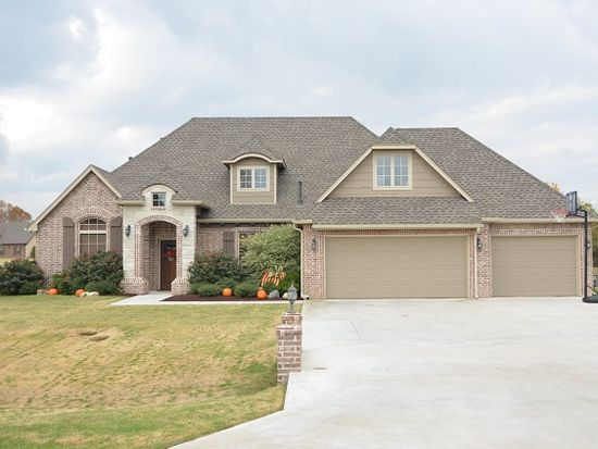 14704 N 148th East Ave, Collinsville, OK 74021