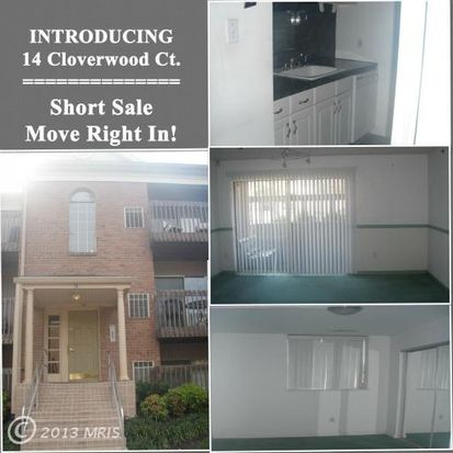 14 Cloverwood Ct APT 104, Baltimore, MD 21221
