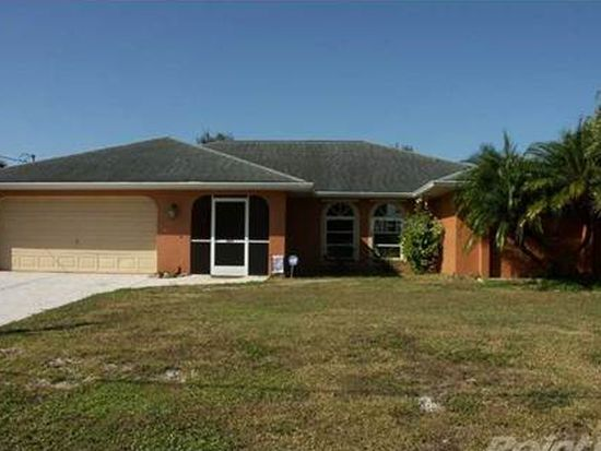 2275 Cannolot Blvd, Port Charlotte, FL 33948