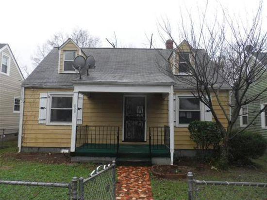 609 E Gladstone Ave, Richmond, VA 23222