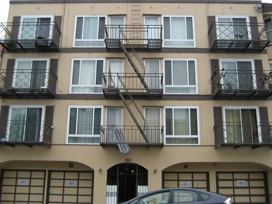 359 20th Ave APT 204, San Francisco, CA 94121