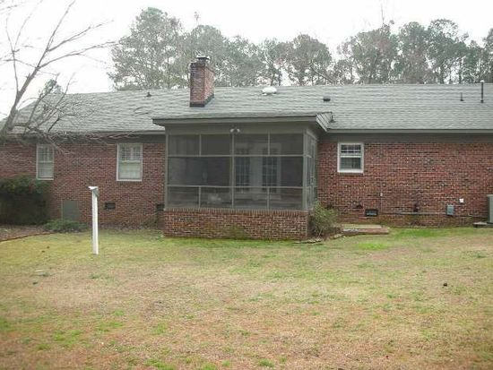 1102 Parkside Dr NW, Wilson, NC 27896
