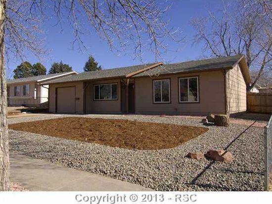 321 Jewel St, Colorado Springs, CO 80910