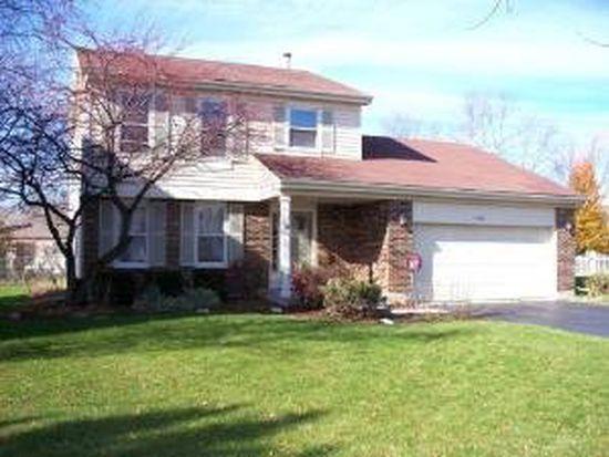 1378 Parkridge Ct, Crystal Lake, IL 60014