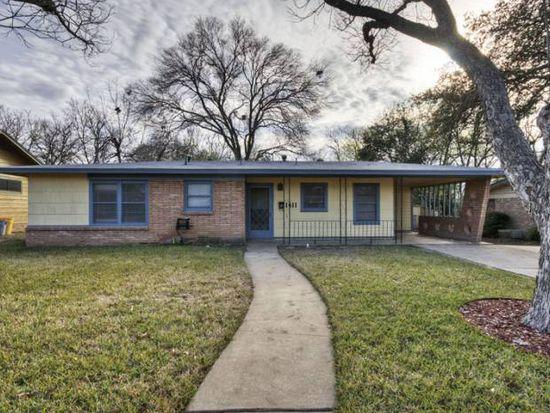1411 Choquette Dr, Austin, TX 78757