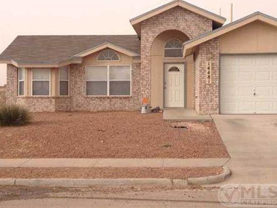 14481 Fressia Pl, Horizon City, TX 79928