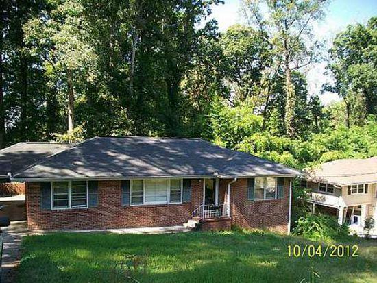 1378 Carolyn Dr NE, Atlanta, GA 30329