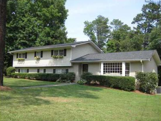 5720 Mill Trace Dr, Dunwoody, GA 30338