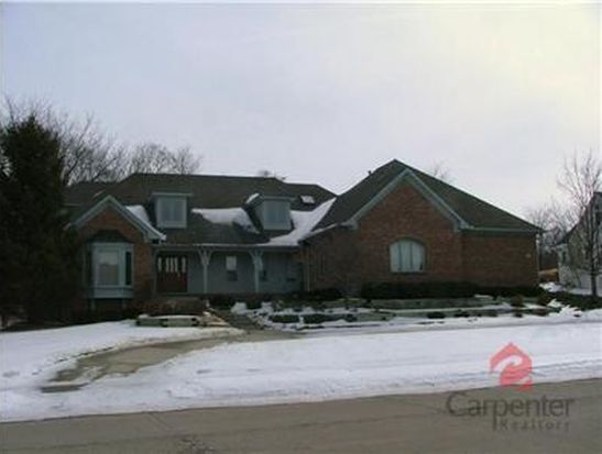 10745 Hamilton Pass, Fishers, IN 46037