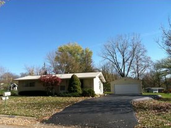210 E Ridgeview Dr, Bloomington, IN 47401