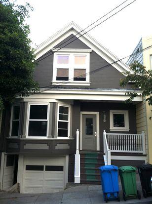 1587 Treat Ave, San Francisco, CA 94110