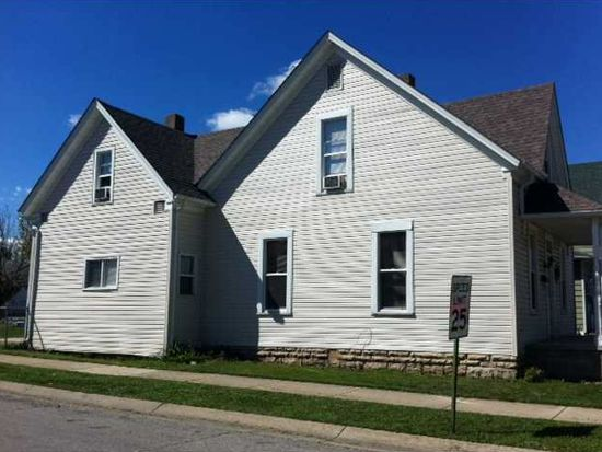 504 N 4TH St, Greenfield, OH 45123
