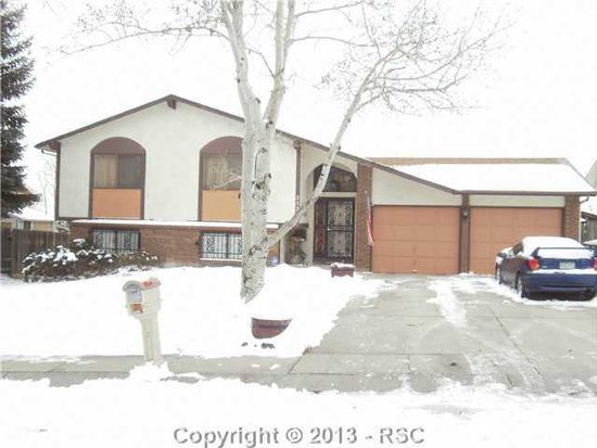 5527 Mosquito Pass Dr, Colorado Springs, CO 80917