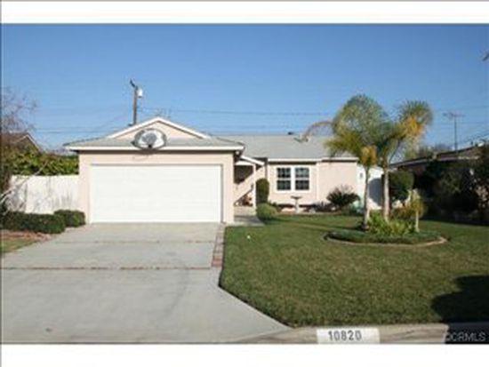 10820 Tropico Ave, Whittier, CA 90604
