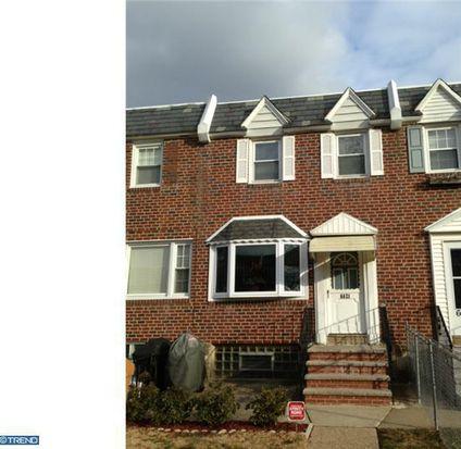 6621 Tabor Ave, Philadelphia, PA 19111