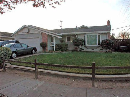 1303 Antonio Ln, San Jose, CA 95117
