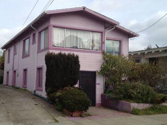 1225 Ward St, Berkeley, CA 94702