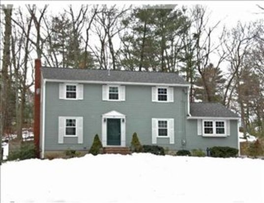 19 Exeter Way, Andover, MA 01810