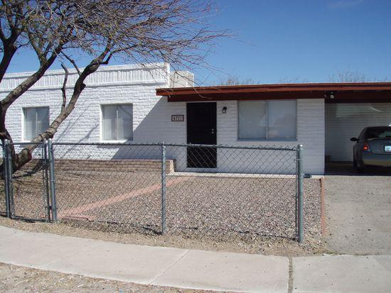 4721 S Calle Miura, Tucson, AZ 85714