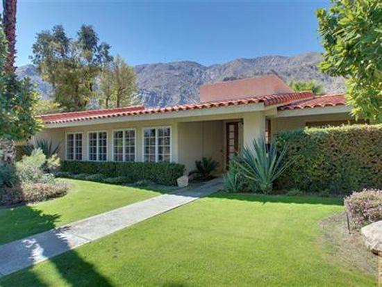 1147 Los Robles Dr, Palm Springs, CA 92262