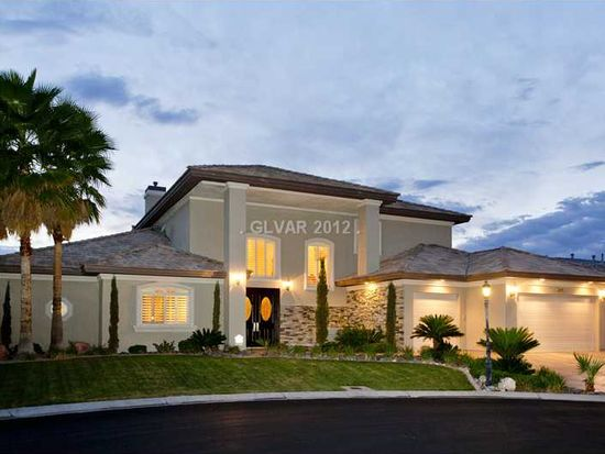 1625 Marbella Ridge Ct, Las Vegas, NV 89117