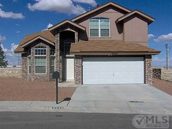 9044 Alliance Ct, El Paso, TX 79904