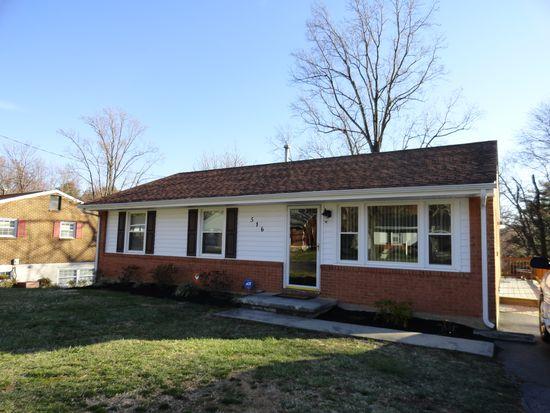 516 Olney Rd, Vinton, VA 24179