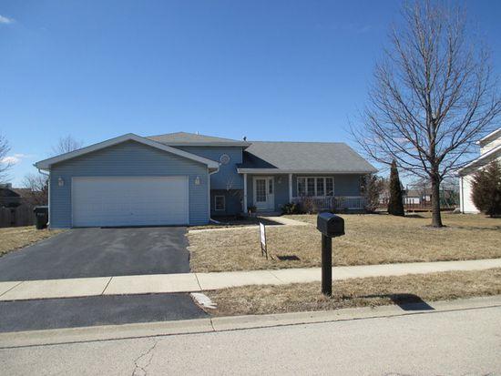 1405 Aspen Ln, Yorkville, IL 60560