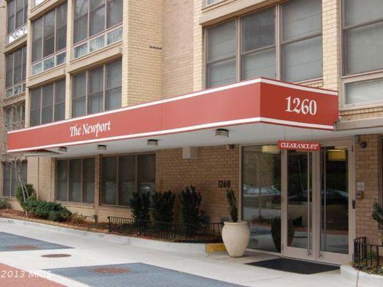 1260 21st St NW APT 904, Washington, DC 20036