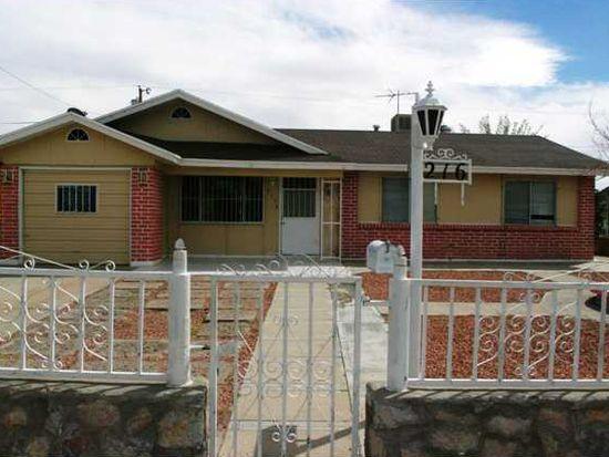 216 Bauxite Ave, El Paso, TX 79932