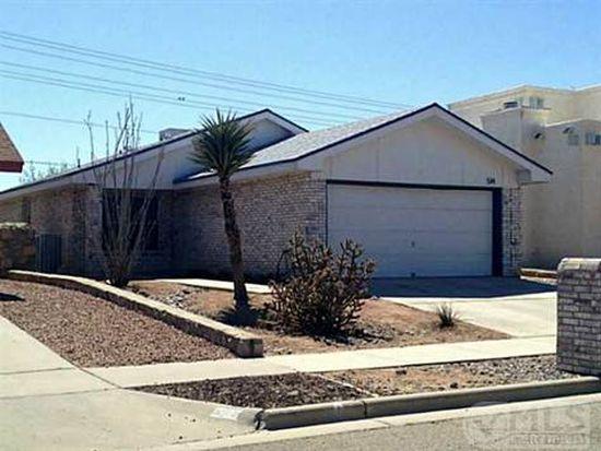 514 Dorsey Dr, El Paso, TX 79912
