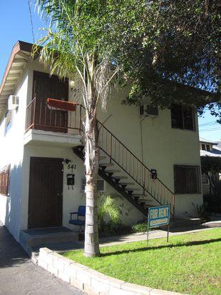 541 N Summit Ave, Pasadena, CA 91103