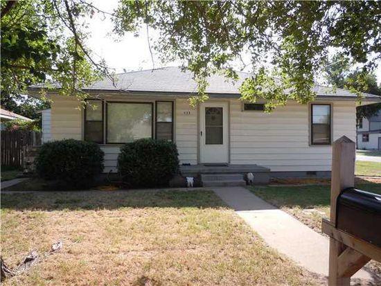 533 S Frances Ave, El Reno, OK 73036