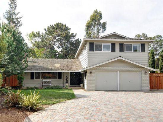 1584 Kathy Ln, Los Altos, CA 94024