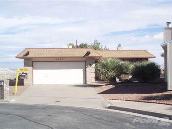 6609 Ridge Top Dr, El Paso, TX 79904