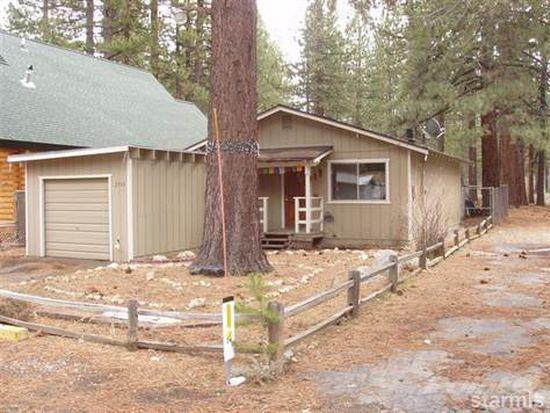 2510 Fountain Ave, South Lake Tahoe, CA 96150