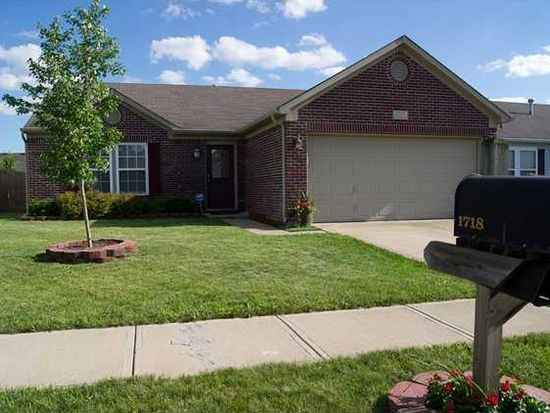 1717 Brassica Ln, Indianapolis, IN 46217