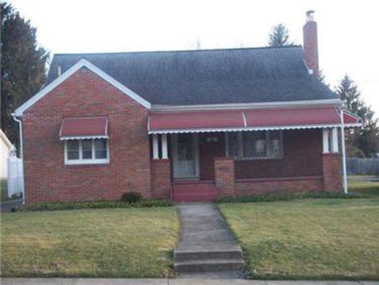 518 Tamplin St, Sharon, PA 16146
