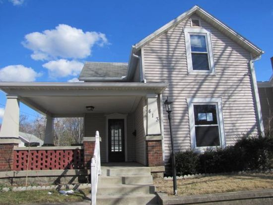 413 S Clay St, Troy, OH 45373