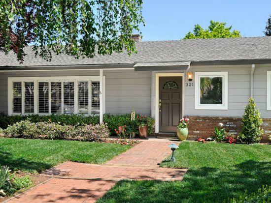 321 Sunkist Ln, Los Altos, CA 94022
