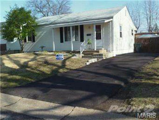 7136 Yates St, Saint Louis, MO 63116