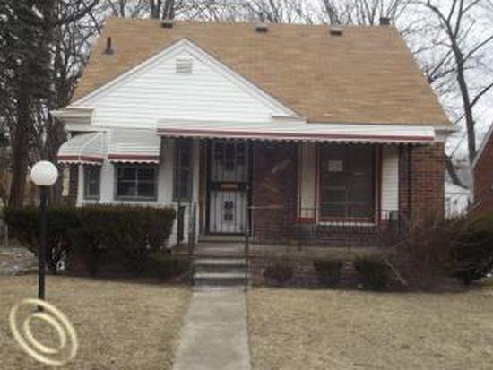 19502 Whitcomb St, Detroit, MI 48235