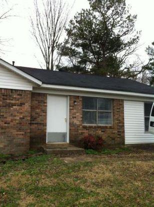 3395 Shady Valley Cv, Memphis, TN 38128