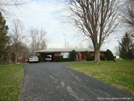 1485 N Hitchcock Rd, Salem, IN 47167