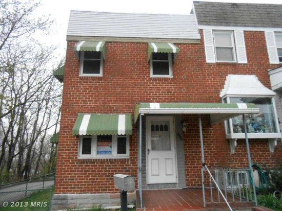 656 48th St, Baltimore, MD 21224