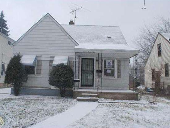 12125 Wayburn St, Detroit, MI 48224