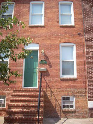 3330 Hudson St, Baltimore, MD 21224